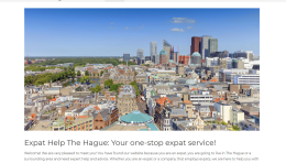 Expat Help The Hague
